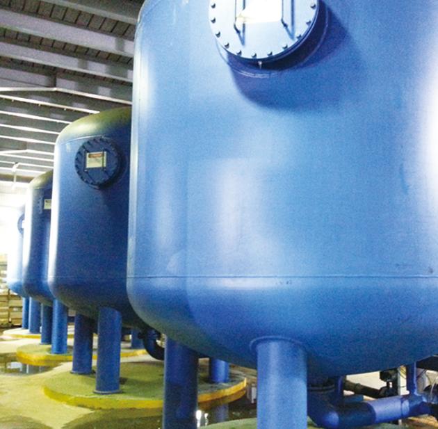 MMF多層過濾器/ACF活性碳過濾器 3
