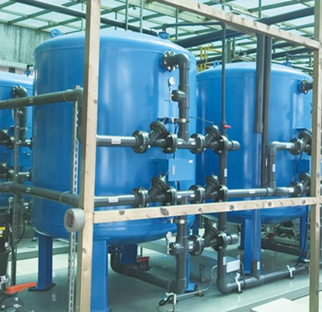 MMF多層過濾器/ACF活性碳過濾器 2